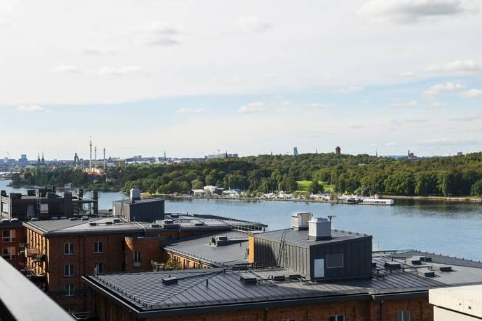 Bild: 3 rum bostadsrätt på Siloplatsen 2, 5tr, Nacka kommun Nacka - Kvarnholmen