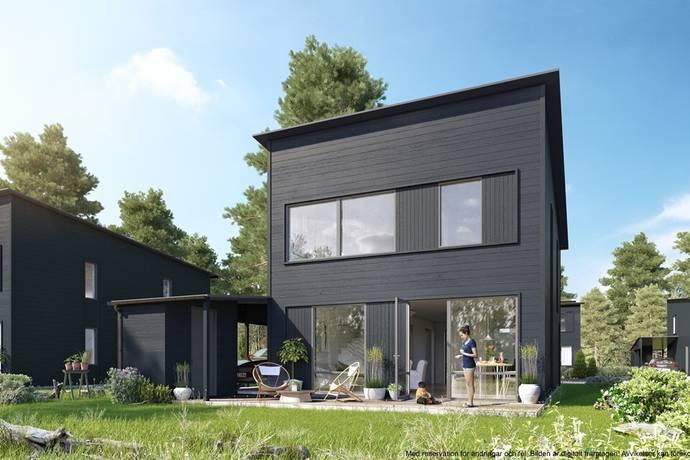 Bild: 5 rum bostadsrätt på Viktor Hanson Hus - Etapp 2, Botkyrka kommun Tumba-Uttran