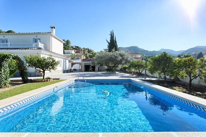 Bild: 6 rum villa på Alhaurín de la torre/Costa del Sol, Spanien Alhaurín de la torre/Costa del Sol