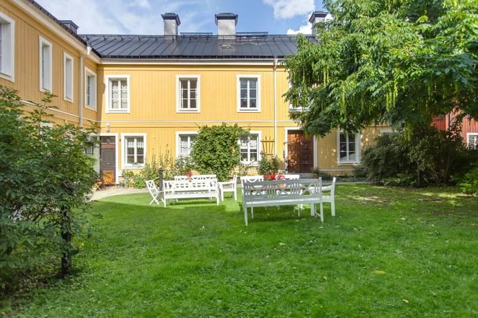 Bild: 2 rum bostadsrätt på Övre Slottsgatan 22A, Uppsala kommun Övre Slotts