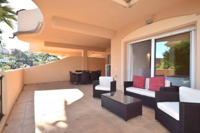 Bild: 3 rum bostadsrätt på Costa del Sol, Nueva Andalucia, Spanien