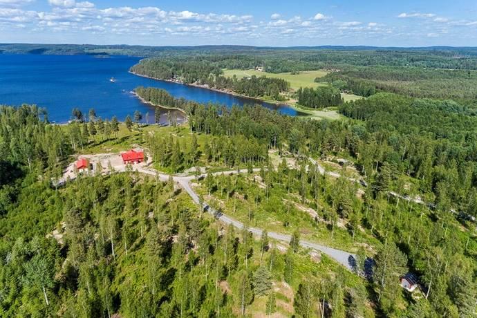 Bild: tomt på Värmskog, Degerbyn 1:231, Grums kommun Degerbyn
