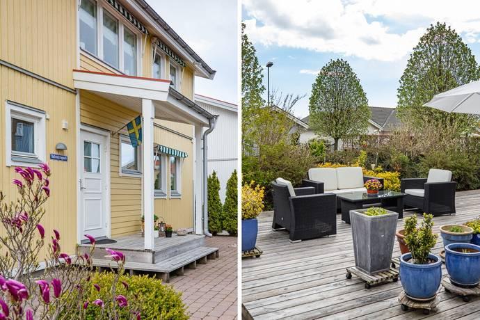Bild: 4 rum villa på Nattviolsvägen 9, Ystads kommun Nybrostrand