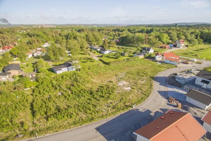 Bild: tomt på Amiralsvägen 7, Tanums kommun Grebbestad