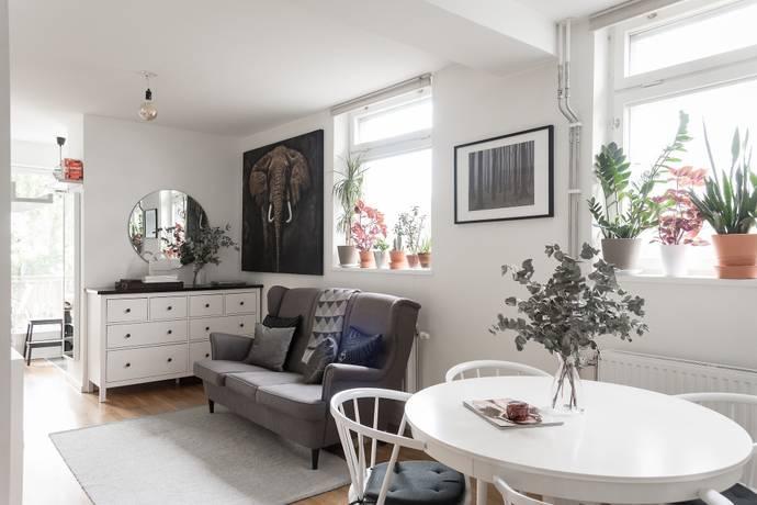 Bild: 2 rum bostadsrätt på Kratsbodavägen 38, Stockholms kommun Bromma Mariehäll