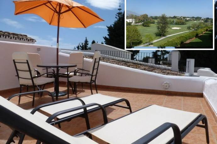Bild: 2 rum bostadsrätt på A7 Nueva Andalucia  Aloha  Puerto Banus, Spanien Puerto Banus - MARBELLA