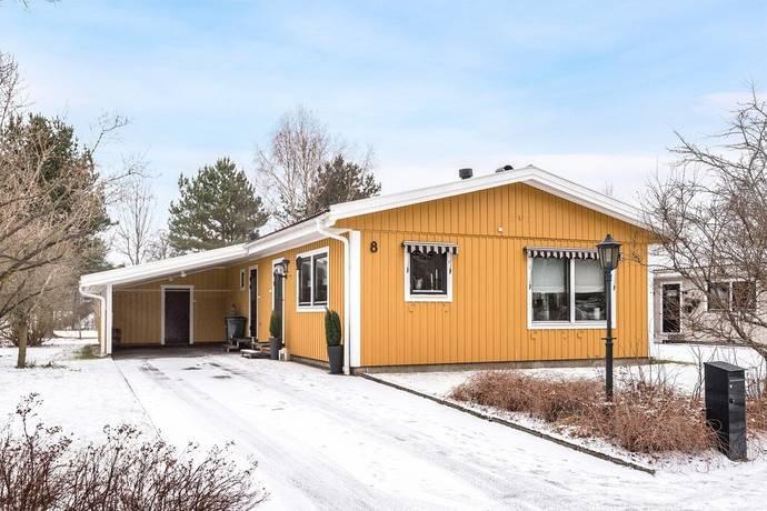 Bild: 4 rum villa på Ågatan 8, Vårgårda kommun VÅRGÅRDA