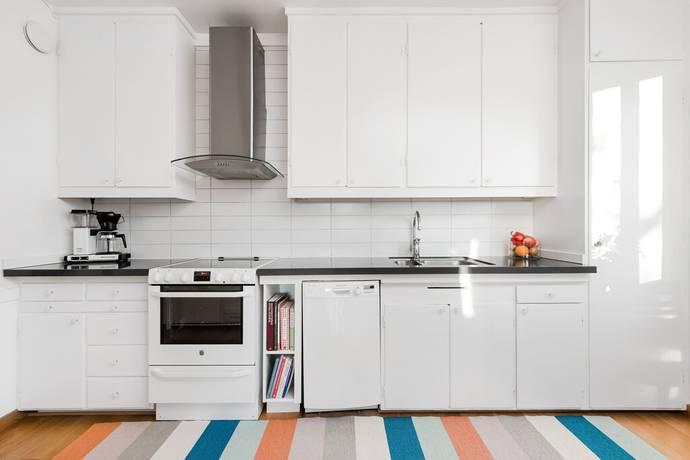 Bild: 3 rum bostadsrätt på Ronnebyvägen 8, Stockholms kommun Björkhagen