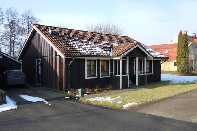 Bild: 4 rum villa på Backagårdsvägen 4, Alvesta kommun Öster