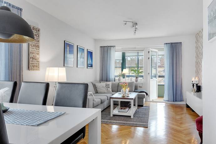 Bild: 3 rum bostadsrätt på Belfragegatan 35, Vänersborgs kommun Mariero