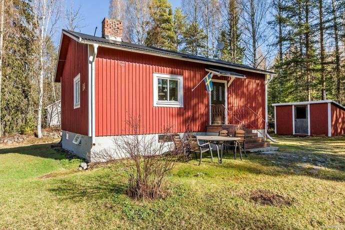 Bild: 2 rum villa på Norra Niemisel 84, Luleå kommun Niemisel
