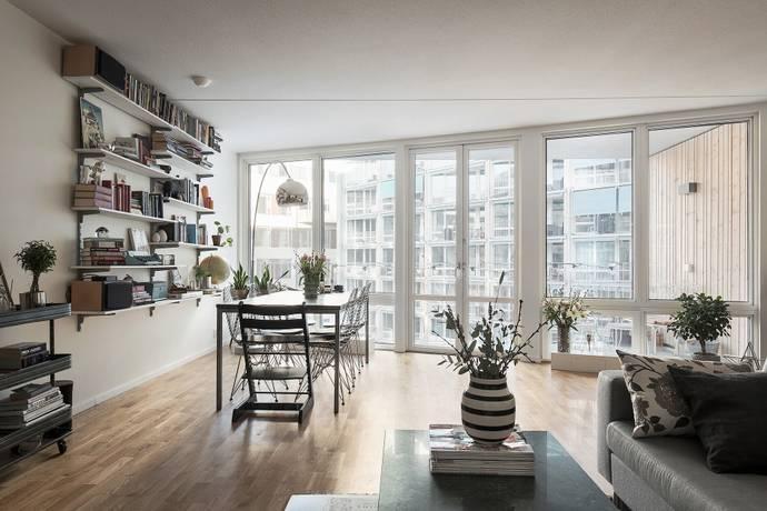 Bild: 4 rum bostadsrätt på Lustgårdsgatan 14, 4tr, Stockholms kommun Kungsholmen