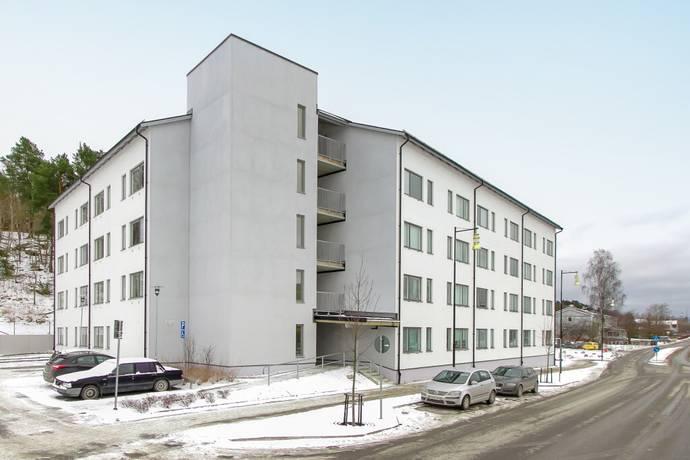 Bild: 1 rum bostadsrätt på Optimusvägen 15, Upplands Väsby kommun Centralt