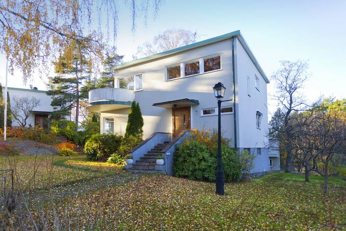 Bild: 8 rum villa på Molinvägen 2, Stockholms kommun Södra Ängby
