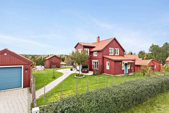 Bild: 6 rum villa på Tärnslingan 4, Nynäshamns kommun Segersäng by