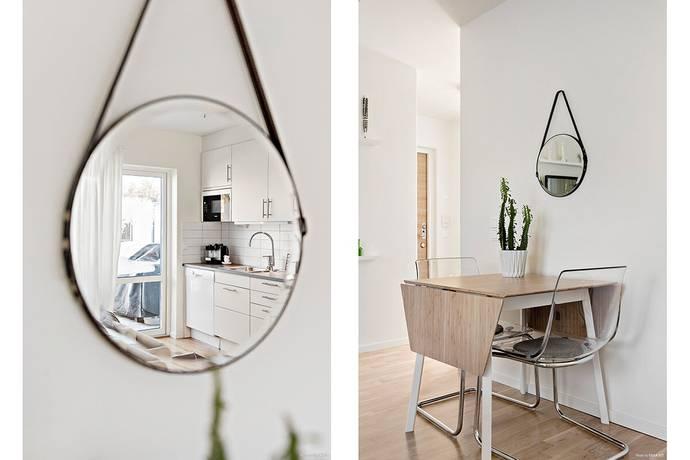 Bild: 1,5 rum bostadsrätt på Fruktträdsgatan 4, Göteborgs kommun Hildedal