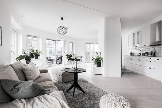 Bild: 3 rum bostadsrätt på Finnboda kajväg 10, Nacka kommun Finnboda Hamn