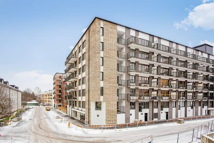 Bild: 3 rum bostadsrätt på Förrådsvägen 40, Huddinge kommun Sjödalen