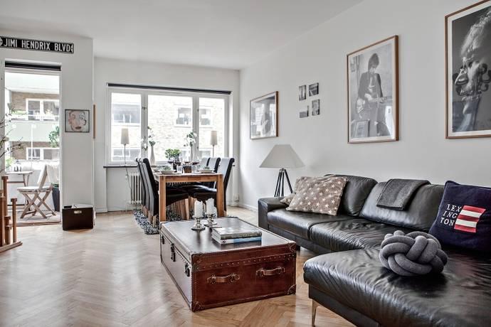 Bild: 2 rum bostadsrätt på Nils Forsbergsgatan 7B, Malmö kommun Ribersborg