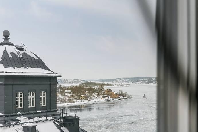 Bild: 3 rum bostadsrätt på Makaronigränd 5, Nacka kommun Kvarnholmen