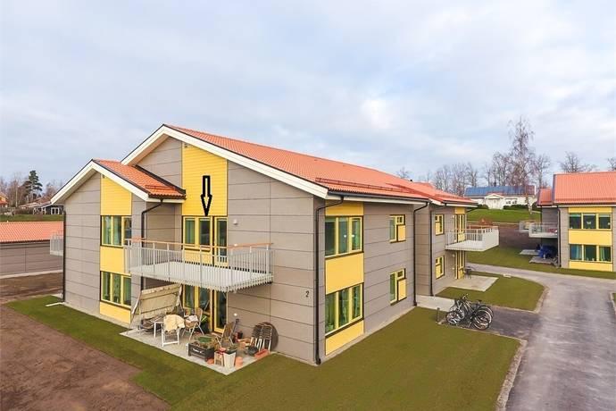 Bild: 2 rum bostadsrätt på Ringugnsvägen 2, Strängnäs kommun STALLARHOLMEN