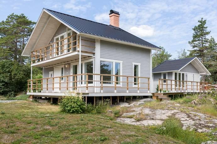 Bild: 3 rum villa på Fåfängesslingan 15, Österåkers kommun Dyvik
