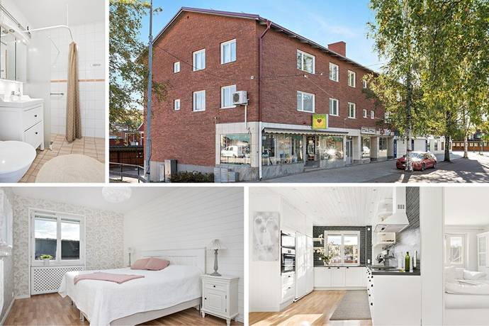 Bild: 3 rum bostadsrätt på Knihsgatan 2, Rättviks kommun Centrum