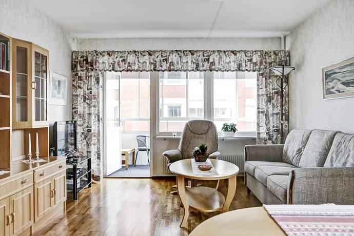 Bild: 2 rum bostadsrätt på Van Dürens väg 22, Lunds kommun Lund