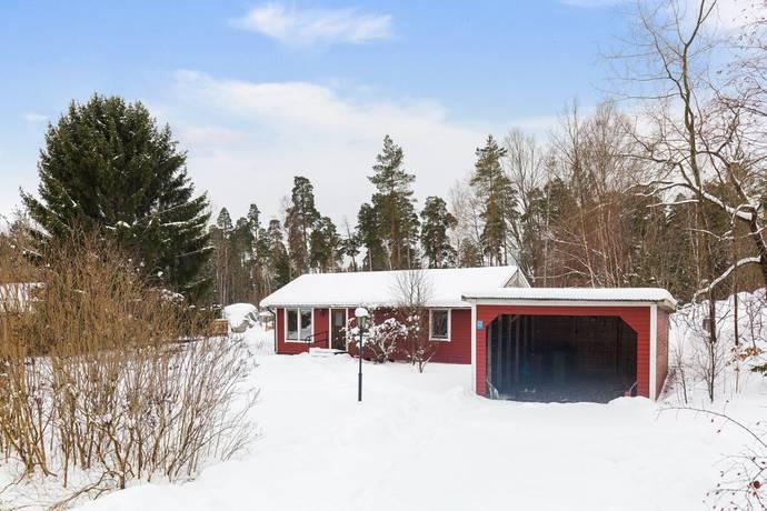 Bild: 4 rum villa på Palatsvägen 6, Håbo kommun Skokloster