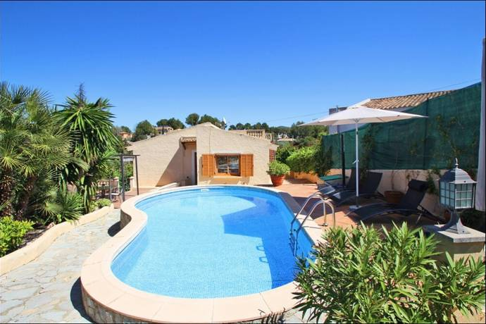 Bild: 3 rum villa på Villa, Mallorca - Costa de la Calma , ES, Spanien Costa de la Calma