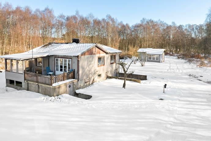 Bild: 3 rum villa på Ugglevägen 4, Karlskrona kommun Hasslö