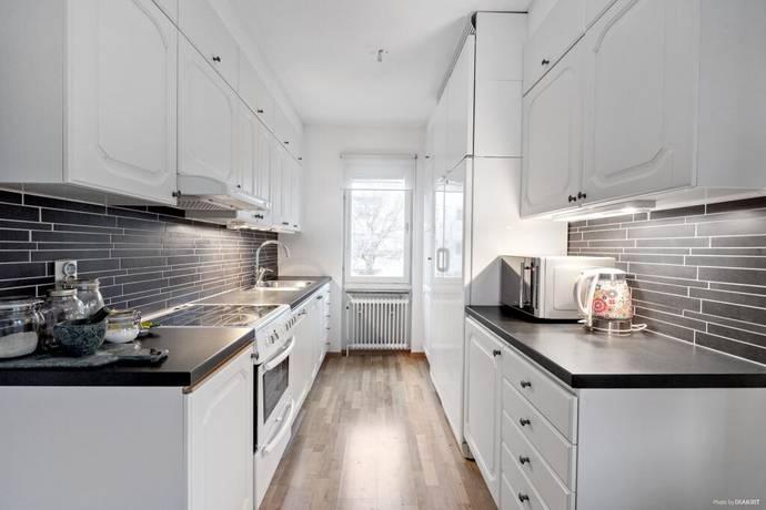 Bild: 2 rum bostadsrätt på Hagmarksgatan 11a, Örebro kommun Sörby/Eklunda