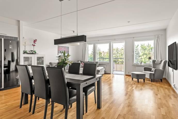 Bild: 4 rum bostadsrätt på Portalgatan 80, Uppsala kommun Kapellgärdet
