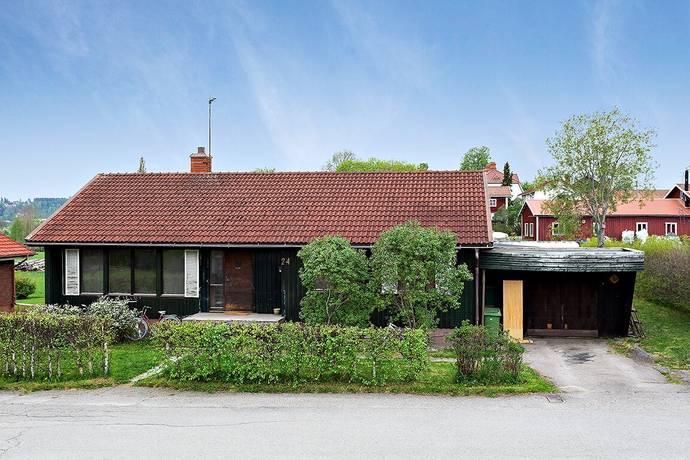Bild: 4 rum villa på Lassavägen 24, Ovanåkers kommun Edsbyn/Roteberg