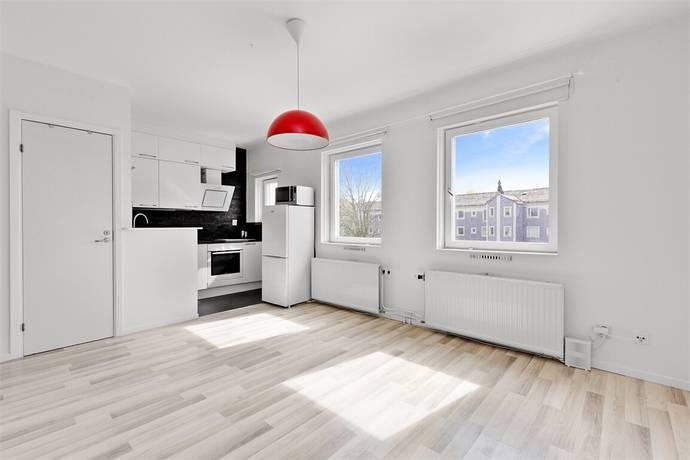 Bild: 1 rum bostadsrätt på Centralvägen 6A, Upplands Väsby kommun Centrala Väsby