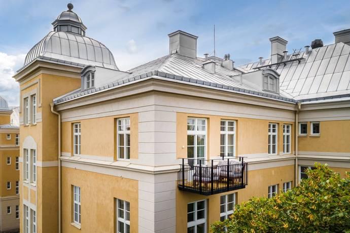 Bild: 2 rum bostadsrätt på Kaserngården 2b, Örebro kommun Rynningeåsen