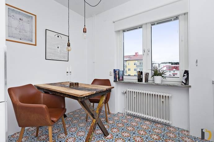 Bild: 2 rum bostadsrätt på Gustav garvares gata 5 B, Umeå kommun Haga