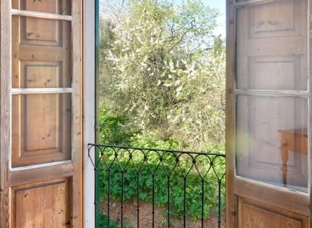 Bild: 4 rum villa på Townhouse med citronträd!, Spanien S'Arracó   Mallorca