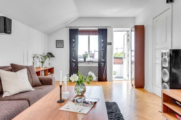 Bild: 2 rum bostadsrätt på Johan Kocksgatan 30, Trelleborgs kommun Trelleborg