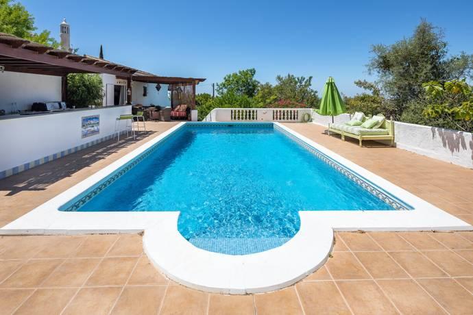 Bild: 4 rum villa på Boliqueime, Portugal Centrala Algarve