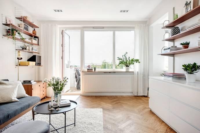 Bild: 1,5 rum bostadsrätt på Lemansgatan 10, Göteborgs kommun Johanneberg
