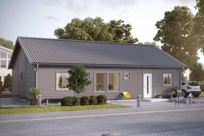 Bild: 4 rum villa på Von Berchners Väg 10, Nyköpings kommun Stavsjö -Engelska Parken