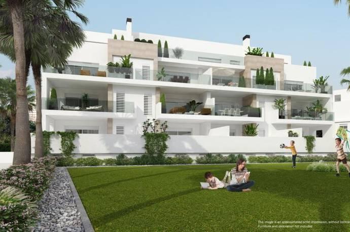 Bild: 3 rum villa på Moderna lägenheter intill Villa Martin, Spanien Villamartin - Costa Blanca