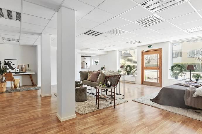 Bild: 2 rum bostadsrätt på Örby Slottsväg 46, Stockholms kommun Älvsjö