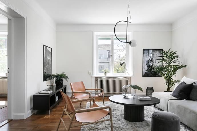 Bild: 2,5 rum bostadsrätt på Gustafsvägen 13, 1tr, Solna kommun Råsunda