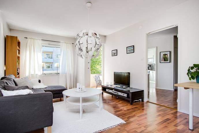 Bild: 1,5 rum bostadsrätt på Hjälmarvägen 11 B, Örebro kommun Almby