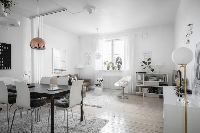 Bild: 3 rum bostadsrätt på Ånäsvägen 56A, Göteborgs kommun Bagaregården