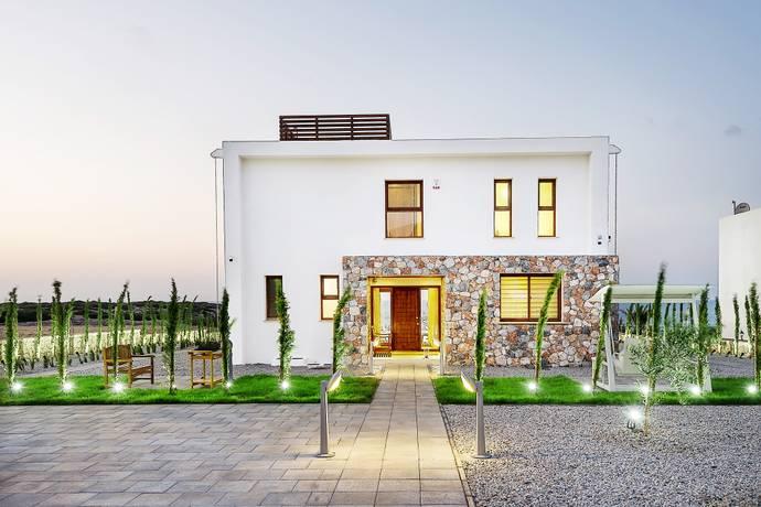 Bild: 4 rum villa på Aqua village, villa 3 sovrum, Cypern Tatlisu