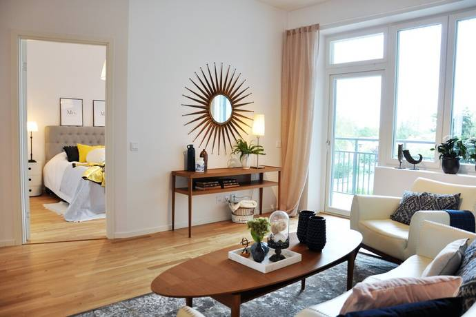Bild: 3 rum bostadsrätt på Stationsgatan 2, Tierps kommun Centralt