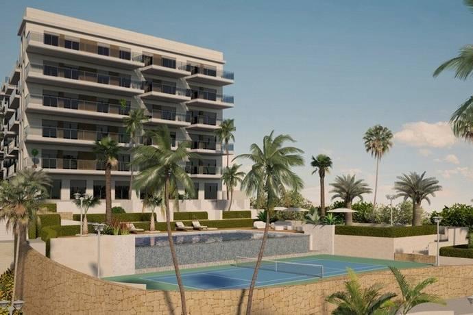 Bild: 3 rum bostadsrätt på Arenales, Alicante, Spanien